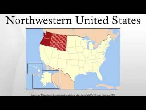 Northwestern United States HD