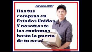 ENVIOS.COM DE ESTADOS UNIDOS A TODO MEXICO APARTADOS POSTALES