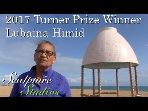 2017 Turner Prize Winner, Lubaina Himid - Jelly Mould Pavilion by Sculpture Studios