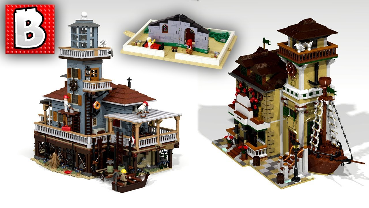 3 LEGO Ideas Sets Voted into Review! UCS Falcon Sold Out before ...