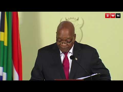 Jacob Zuma resigns as President of South Africa