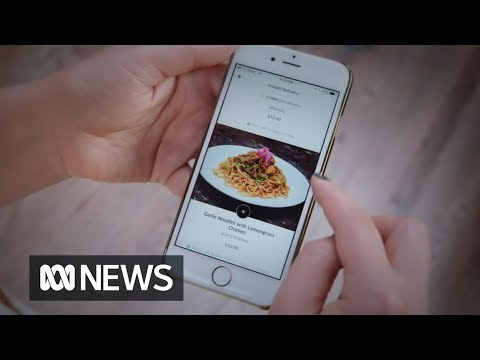 How Online Food Delivery Is Reshaping The Restaurant Market | ABC News