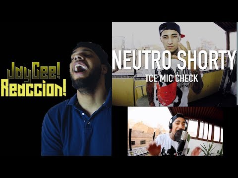 Neutro Shorty - Untitled [ TCE Mic Check ] Cypher Reaccion