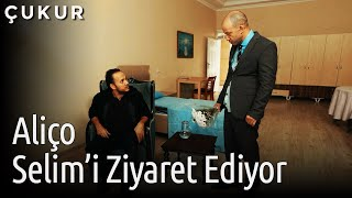 Çukur  Aliço Selim39;i Ziyaret Ediyor