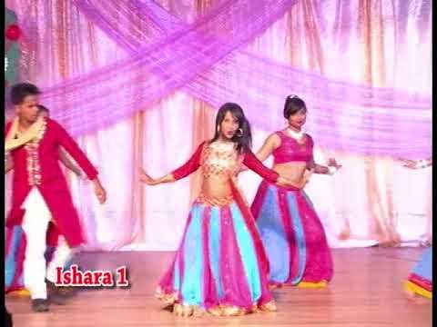 Radha on the dance floor /Ishara Dance Troupe #Guyana
