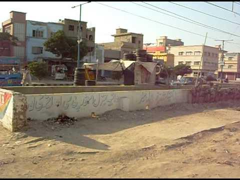pakistan sind karachi korangi 4. area 35-B