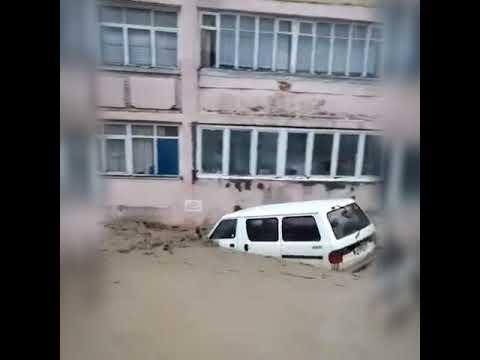 Ужас наводнения в Сочи октябрь 2018