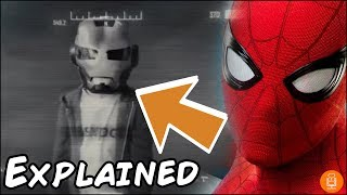 Peter Parker First Appearance In Iron Man 2 Explained