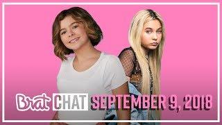 BRAT CHAT | Addison & Alabama | 9.9.18