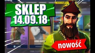 Fortnite 14.09.18 Store | * New Skin * Hacivat + wild card-Item shop September 13-14