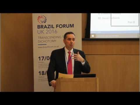 Luís Roberto Barroso – Keynote Speaker – Brazil Forum UK 2016