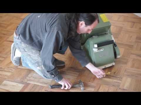 How to Refinish a Floor