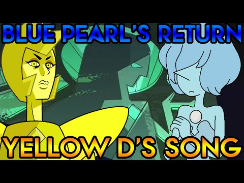 YELLOW DIAMOND'S SONG AND BLUE PEARL'S RETURN [Steven Universe News]