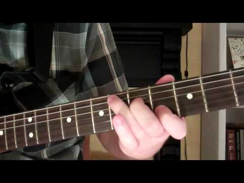 How To Play the Eb7 Chord On Guitar (E flat seventh) 7th