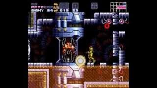 Metroid Super Zero Mission 2.4 (Hard Edition) Walkthrough Part 4/6