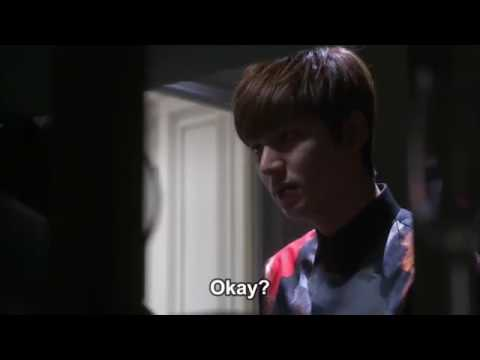 Heirs Ep 16 Eng Sub Tan And Eun Sang KISSING!