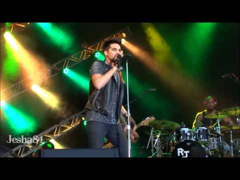 Adam Lambert - If I Had You, Naked Love, Cuckoo - Universal Studios, FL 6/29/13