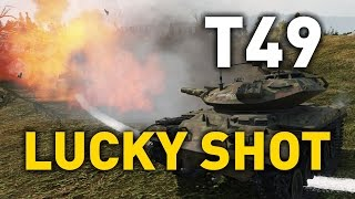 "World of Tanks || ""YOU SCARED BOY"" - Lucky Shot"