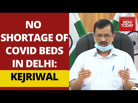 Kejriwal On Delhi Covid-19 Crisis: No Shortage Of Beds, Would Like To Work Together With Centre