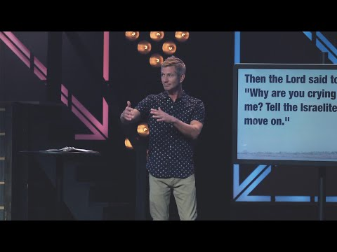 Waiting on God Week 2: Power Along the Way - Message Only
