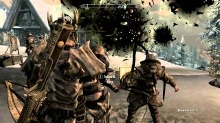 The Elder Scrolls: Skyrim [смерть Мирака]