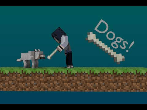 More Dogs in 1 Command Block [Minecraft]