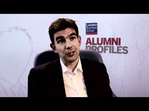 Alumni Profile: Matt Brittin MBA1997, Managing Director UK and Ireland Operations, Google UK