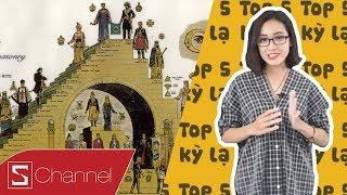 Top 5 Kỳ Lạ Schannel - 5 THẾ LỰC NGẦM bí ẩn nhất thế giới!