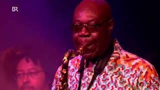 Manu Dibango in Concert - 30th Africa Festival Würzburg (2018)
