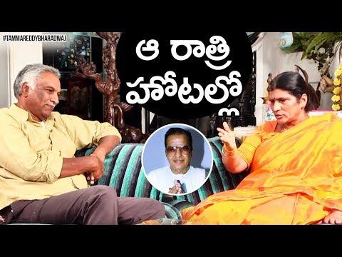 What really happened on NTR's last day, revealed by Lakshmi Parvathi   Lakshmi Parvathi Interview