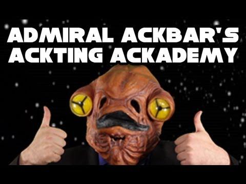 Admiral Ackbar's Ackting Ackademy (Ackbar's Ads #8)
