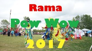 Rama Pow Wow With Glen and Rung 2017
