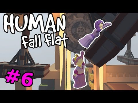 Human: Fall Flat / Aztec / The Final Episode! #6