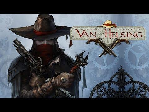 The Incredible Adventures Of Van Helsing #2