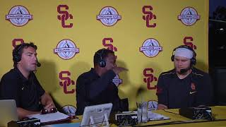 Trojans Live 9/11/18 - Porter Gustin