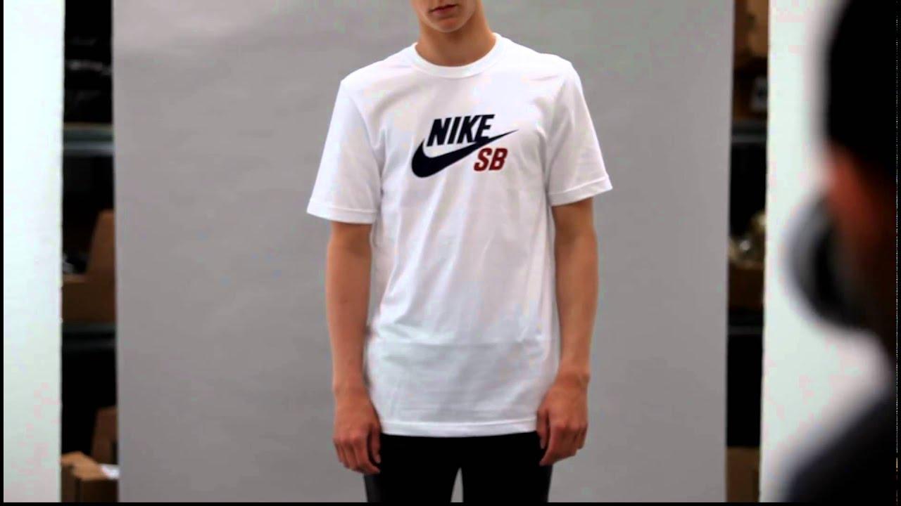 Nike sb icon t shirt youtube for Nike sb galaxy shirt