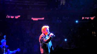 U2 - Iris (Hold Me Close) - New York City 07-19-2015