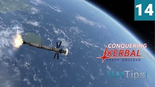 Kerbal Space Program [1.1.2] - Ep 14 - RemoteTech Satellite 2 - Let