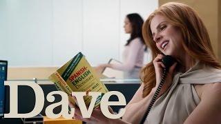 Suits Briefs: Emergency Spanish | Dave