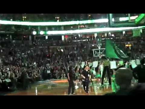 NBA Various PA Accouncer Starting Lineups including the Two Most Annoying player introductions