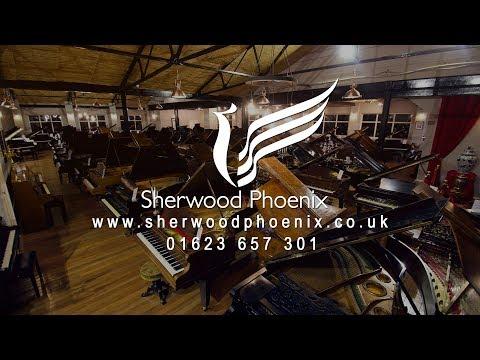 Sherwood Phoenix Piano Showroom Nottinghamshire and The Grand Hall