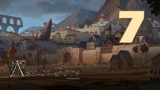 Прохождение Ash of Gods: Redemption #7 - Добро пожаловать в Урсус [Глава 4]