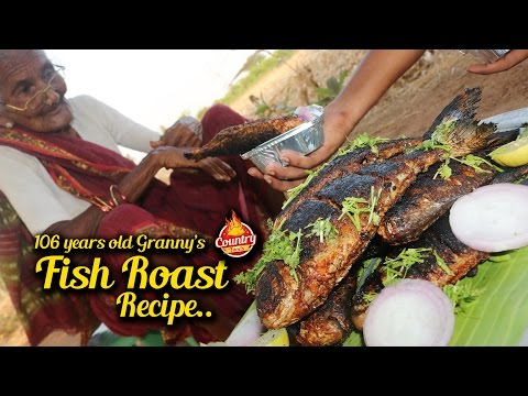 Thumbnail: Fish Roast | 106 years old Granny's Fish Fry | Country Foods
