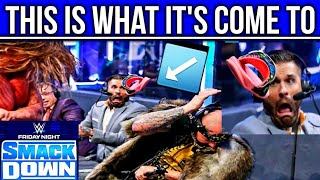 Smackdown 7/3/2020: SERIOUSLY? We Got A 5 MINUTE PROMO On Matt Riddle's Feet... SERIOUSLY? Smackdown