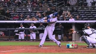 Josh Hamilton of the Texas Rangers Baseball 2010 Postseason Tribute
