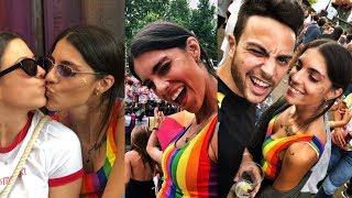 ΠΗΓΑ ΣΤΟ GAY PRIDE ΣΤΟ AMSTERDAM!!!