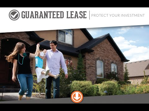 Move Up America: Guaranteed Lease Program