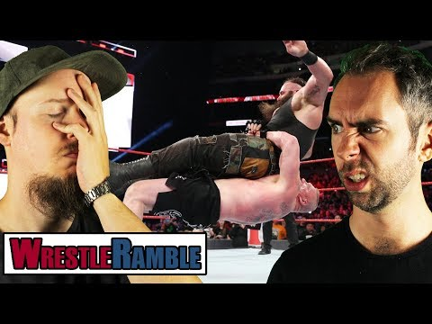 The Most Disappointing Main Event of 2017?! WWE No Mercy 2017 Review! | WrestleRamble