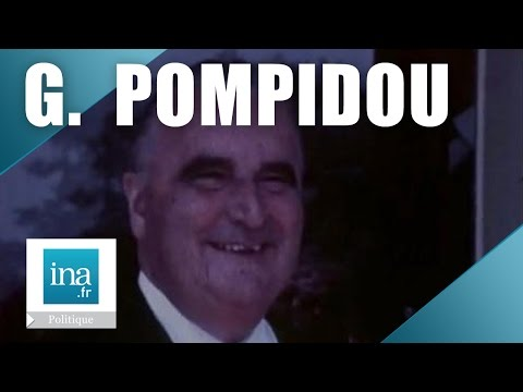 Qui était Georges Pompidou ? | Archive INA