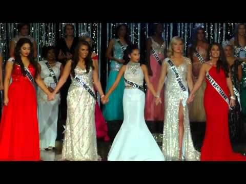 2016 Miss Magnolia State Pageant crowning moments